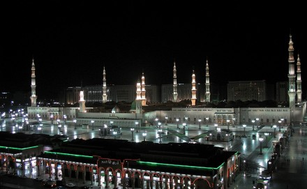 Berziarah ke Kota Suci Madinah